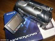Видеокамера Sony DCR-DVD308E