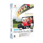 Pinnacle Studio 17 mashable лицензия