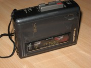 Касетний диктофон (recorder) Panasonic RQ-L340