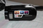 видеокамера цифровая samsung smx-f30bp/nwt