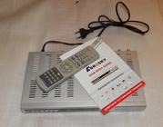 Спутниковый ресивер Eurosky DVB-8004 Super.