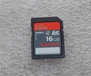 Карта памяти SanDisk 16 GB